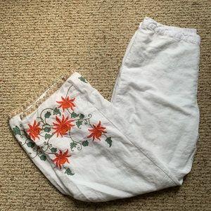 Vintage Flowy Pants